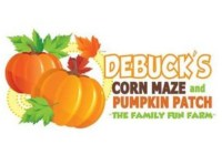 Debuck Corn Maze And Pumpkin Patch Sweepstakes
