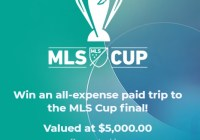LifeVantage MLS Cup Sweepstakes
