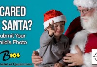 B104 Allentown Scared Of Santa Photo Contest