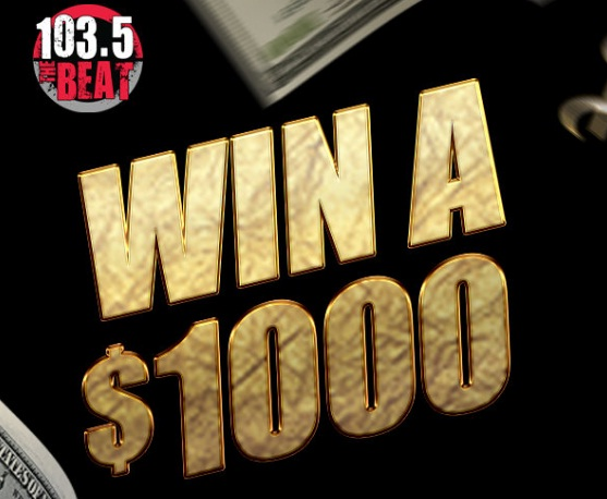IHeartMedia Q1 Cash Sweepstakes