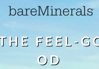 BareMinerals The Feel-Good Giveaway