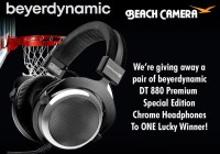 Beach Camera Beyerdynamic Headphones Giveaway