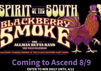 Blackberry Smoke Sweepstakes