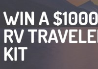 Dyrt $1,000 RV Traveler Kit Giveaway
