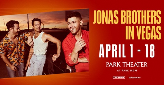 Jonas Brothers In Las Vegas Photo Contest
