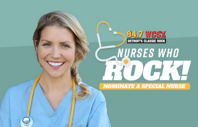 Nurses Who Rock – Nominate A Nurse Contest