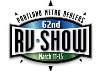 SPRING PORTLAND METRO RV SHOW TICKET GIVEAWAY