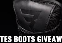 Bates Footwear Boot Bundle Giveaway