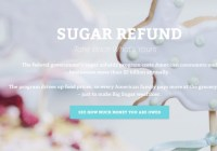 Independent Bakers Association Sugar Refund Sweepstakes