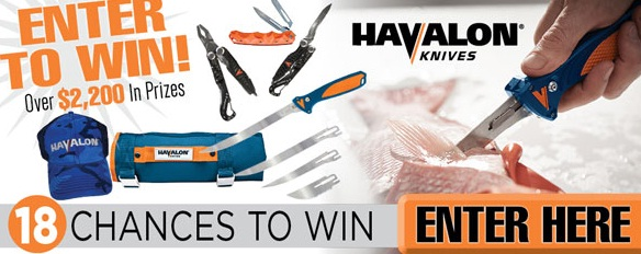 OnTheWater Havalon Fishing Giveaway
