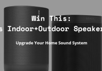 Cool Material Sonos Speakers Giveaway