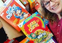 Crunch Cup Year Supply Of Cereal Giveaway