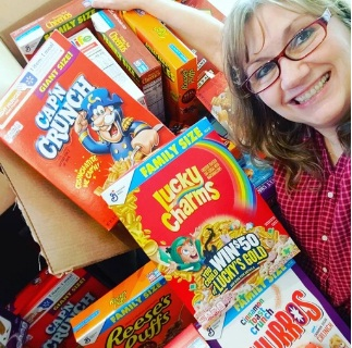 CrunchCup Crunchcup Year Of Cereal Giveaway
