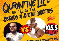 Battle Of The Beards And Bikini Booties Contest