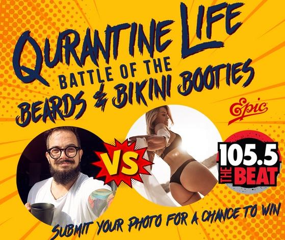 Battle Of The Beards And Bikini Booties Contest