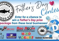 Billings Seafood Guys Fathers Day Sweepstakes