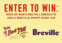 Bob Red Mill Products Sweepstakes