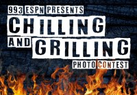 Chilling And Grilling Photo Contest