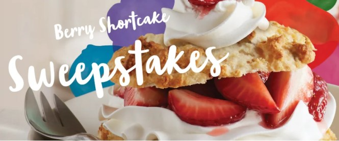 Driscolls Berry Shortcake Sweepstakes