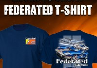 Federated Auto Parts T-Shirt Tuesday Giveaway