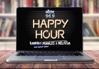 Happy Hour With Ramiro, Pebbles And Melissa Contest