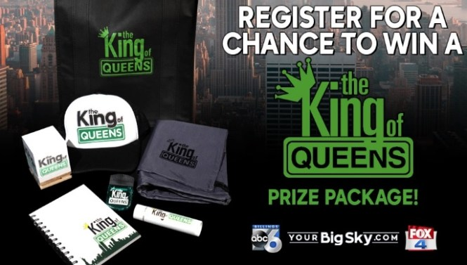 King Of Queens Sweepstakes