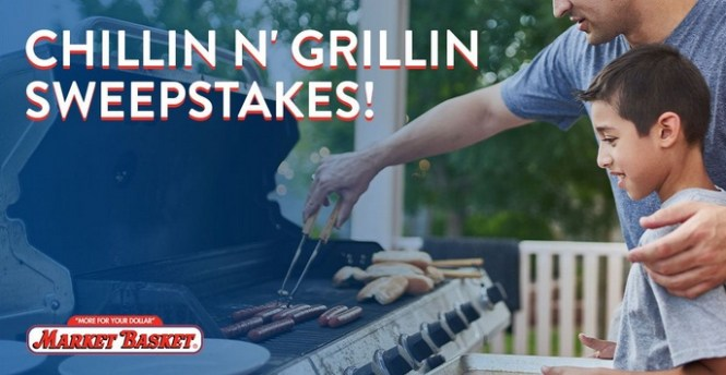 Market Basket Grillin N Chillin Sweepstakes