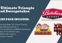 The Ultimate Triangle Dad Sweepstakes