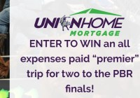 Union Home Mortgage Vip World Finals Sweepstakes