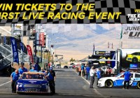 Utah Motorsports Menards Series Race Sweepstakes