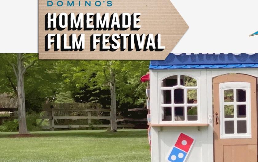 Dominos Homemade Film Fest Contest