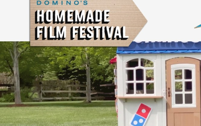 Dominos Homemade Film Fest Contest