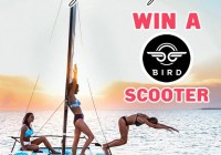 Hapari BIRD Scooter Giveaway