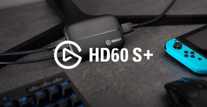 Lights, Camera, Live Elgato HD60S+ Giveaway