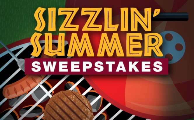 Mitchell 1 Sizzlin Summer Sweepstakes