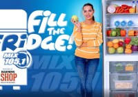 Mix 105.1 And Harmons Fill Your Fridge Contest