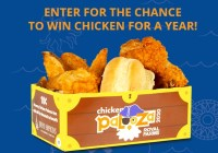 Royal Farms Chicken Palooza Sweepstakes