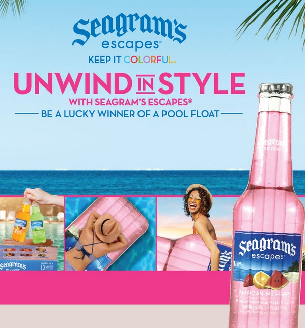 Seagram Escapes Sweepstakes