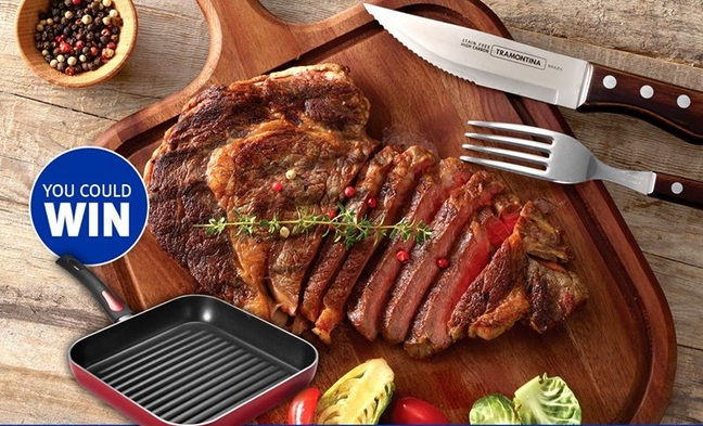 Teflon Brand National Grill Month Giveaway