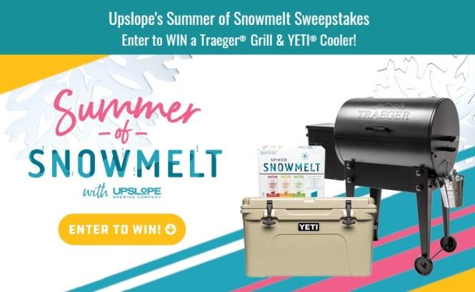 Upslope Summer Of Snowmelt Sweepstakes