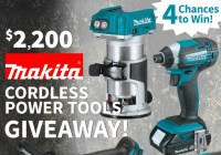 Do It Best Makita Cordless Power Tools Giveaway