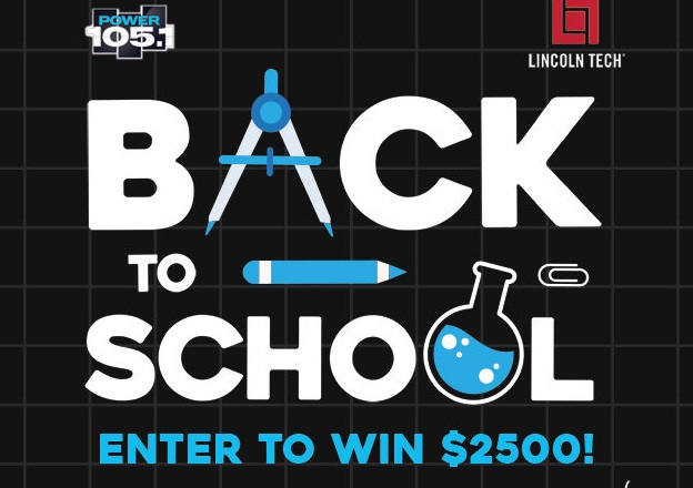 Power 105.1 FM Back-To-School Sweepstakes