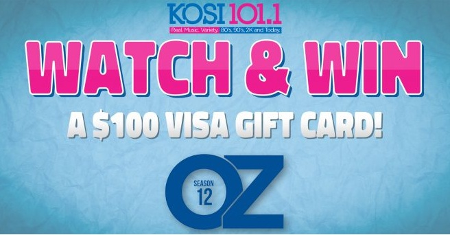 Dr. Oz Watch And Win Contest