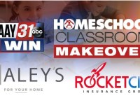 Homeschool Classroom Makeover Contest