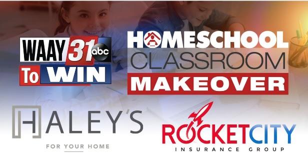 Homeschool Classroom Makeover Contest