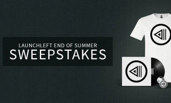 LaunchLeft End Of Summer Sweepstakes