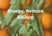 Maxbone Max Bone, Energy, Restore, Wellness Fall Giveaway