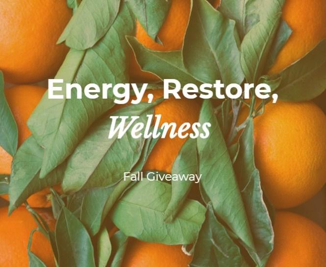 Maxbone Max Bone, Energy, Restore, Wellness Fall Giveaway