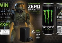 Monster Energy X Halo Infinite Sweepstakes