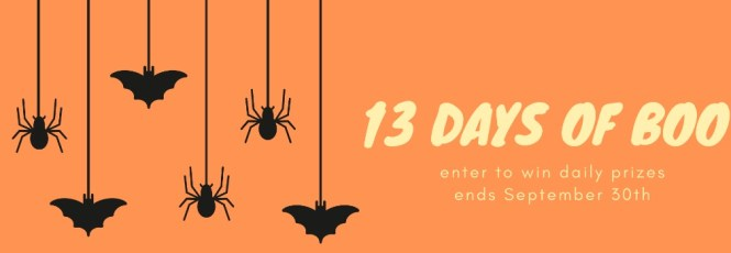 Oriental Trading Company Oriental Trading 13-days Of Boo Giveaway
